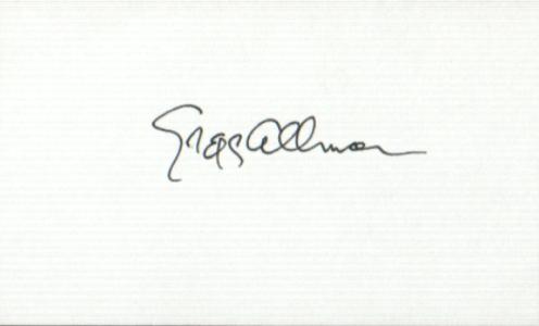 Dan Hughes Autographsa